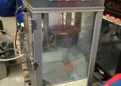 82 - popcorn maskine