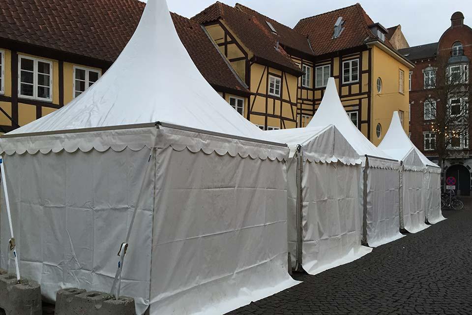 Udlejning af partytelt i Odense og hele Fyn